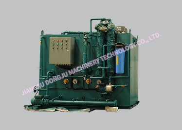Environmental protection machinery
