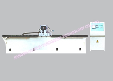 Full automatic precision grinding machine (double grinding heads)