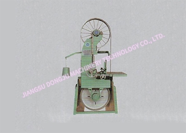 MJ317 woodworking band saw machine